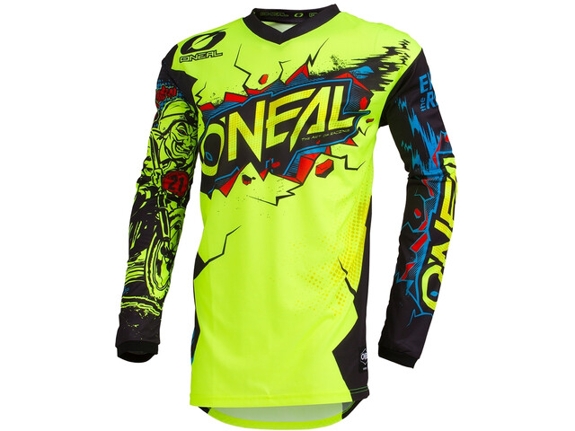 O'Neal Element Jersey Uomo, neon yellow